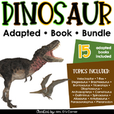 Dinosaur Adapted Book Bundle - 15 Species Included! | Dino