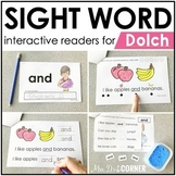 PRESALE Dolch Interactive Sight Word Reader Bundle   Sight