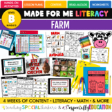 Farm (Made For Me Literacy: Level B, Bundle 2)