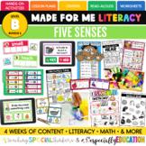 Five Senses (Made For Me Literacy: Level B, Bundle 2)
