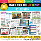 Friendship (Made For Me Literacy: Level B, Bundle 2)