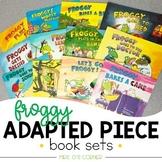 Froggy Adapted Piece Book Set [20 book set!]