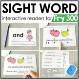Fry 300 Interactive Sight Word Reader Bundle | Fry Sight W