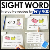 Fry 400 Interactive Sight Word Reader Bundle | Sight Word Books