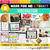 Hibernation (Made For Me Literacy: Level B, Bundle 2)