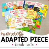 L. Numeroff Adapted Piece Book Set [9 book sets included!]