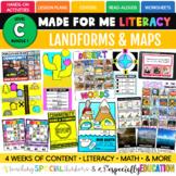 PRESALE: Landforms & Maps (MFML: Included in Level C, Bundle 1)