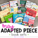 PRESALE May Adapted Piece Book Set [12 books included!]
