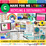 PRESALE: Recycling & Sustainability (Made For Me Literacy: