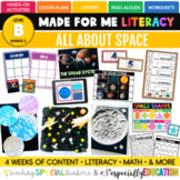 Space (Made For Me Literacy: Level B, Bundle 2)