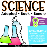 Science Adapted Books Bundle - 8 books total! [ 2 Levels Per ]