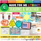 PRESALE: Seasons (Made For Me Literacy: Level C, Bundle 1)