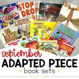 September Adapted Piece Book Set