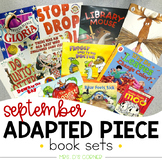 September Adapted Piece Book Set