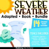 Severe Weather Adapted Book Bundle - 14 books total [ 2 Le