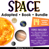Solar System Adapted Book Bundle | Planet Adapted Books [