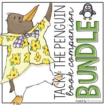 Tacky the Penguin Book Companion BUNDLE