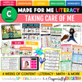 PRESALE: Taking Care of Me (Made For Me Literacy: Level C,