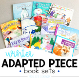 Winter Adapted Piece Book Set ( 10 book sets included! )