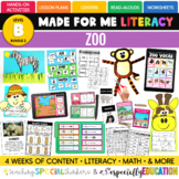 Zoo (Made For Me Literacy: Level B, Bundle 2)