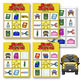 PRESCHOOL: Back to School Vocabulary Bingo