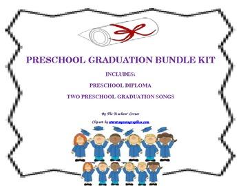 Preschool Graduation Bundle Kit