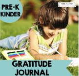 PRESCHOOL Gratitude Journal