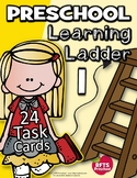 PRESCHOOL LEARNING LADDER  (Set 1)