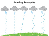 PRESCHOOL LESSON PLAN and ACTIVITIES- April Showers Week