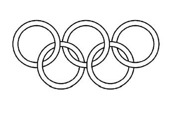 PRESCHOOL LESSON PLAN and ACTIVITIES- Olympics Week