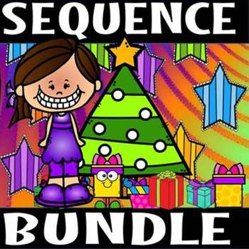 PRESCHOOL SEQUENCE BUNDLE (50% off for 48 hours)