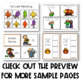 THE PRESCHOOL SLP: Speech Therapy Fall Language Pack