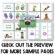 PRESCHOOL: Speech Therapy Easter Language Pack