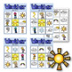 PRESCHOOL: Weather Vocabulary Bingo