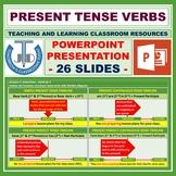 PRESENT TENSE: READY TO USE LESSON PRESENTATION