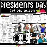 PRESIDENT'S DAY - Mini Lesson Plan
