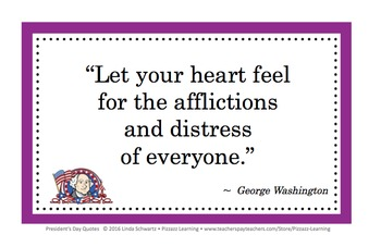PRESIDENT'S DAY QUOTES