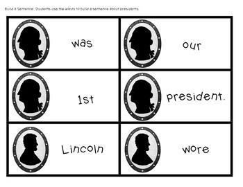 PRESIDENTS!