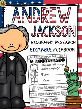 PRESIDENTS DAY: BIOGRAPHY: ANDREW JACKSON