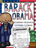 PRESIDENTS DAY: BIOGRAPHY: BARACK OBAMA