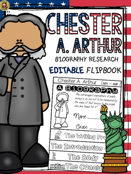 PRESIDENTS DAY: BIOGRAPHY: CHESTER A. ARTHUR