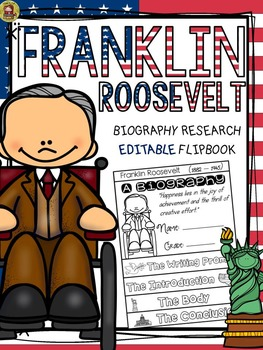 PRESIDENTS DAY: BIOGRAPHY: FRANKLIN ROOSEVELT