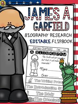 PRESIDENTS DAY: BIOGRAPHY: JAMES GARFIELD