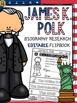PRESIDENTS DAY: BIOGRAPHY: JAMES K. POLK