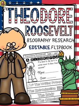 PRESIDENTS DAY: BIOGRAPHY: THEODORE ROOSEVELT