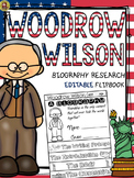 PRESIDENTS DAY: BIOGRAPHY: WOODROW WILSON