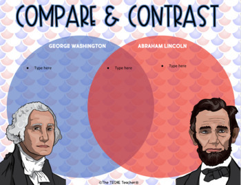PRESIDENTS' DAY DIGITAL ACTIVITIES IN GOOGLE SLIDES™