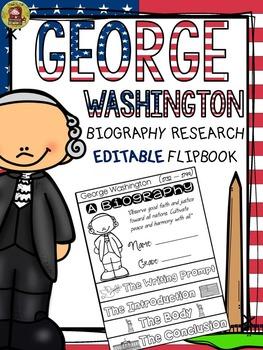 PRESIDENTS DAY: GEORGE WASHINGTON