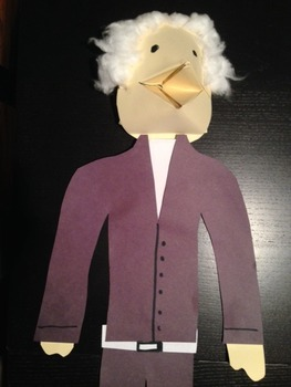PRESIDENTS' DAY PUPPETS