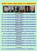 PRESIDENTS' DAY WORD SEARCHES (READING, FUN, CCSS)